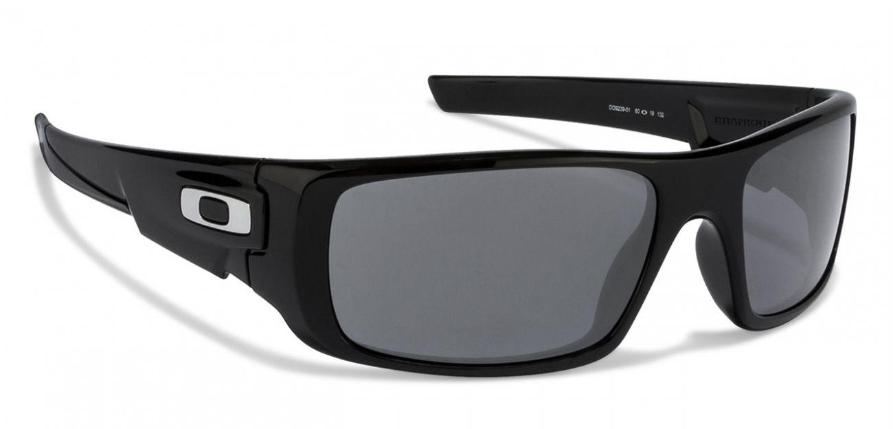 db7c54b5340e Oakley Sunglasses OO9239-01 CRANKSHAFT Polished Black Iridium Lens ...