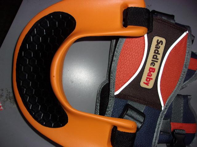 SaddleBaby Shoulder Carrier Original